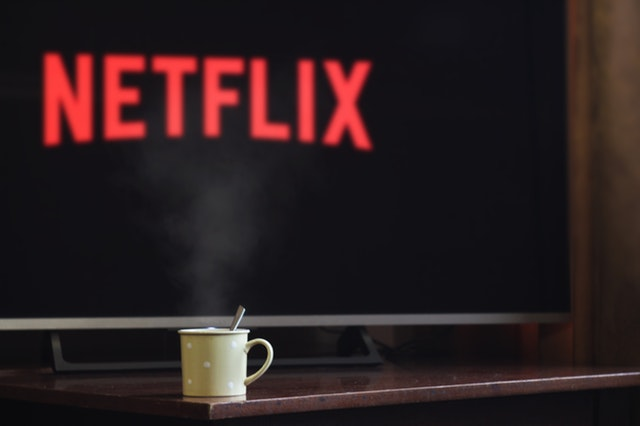 Self-Care With Cannabis Watching Netflix