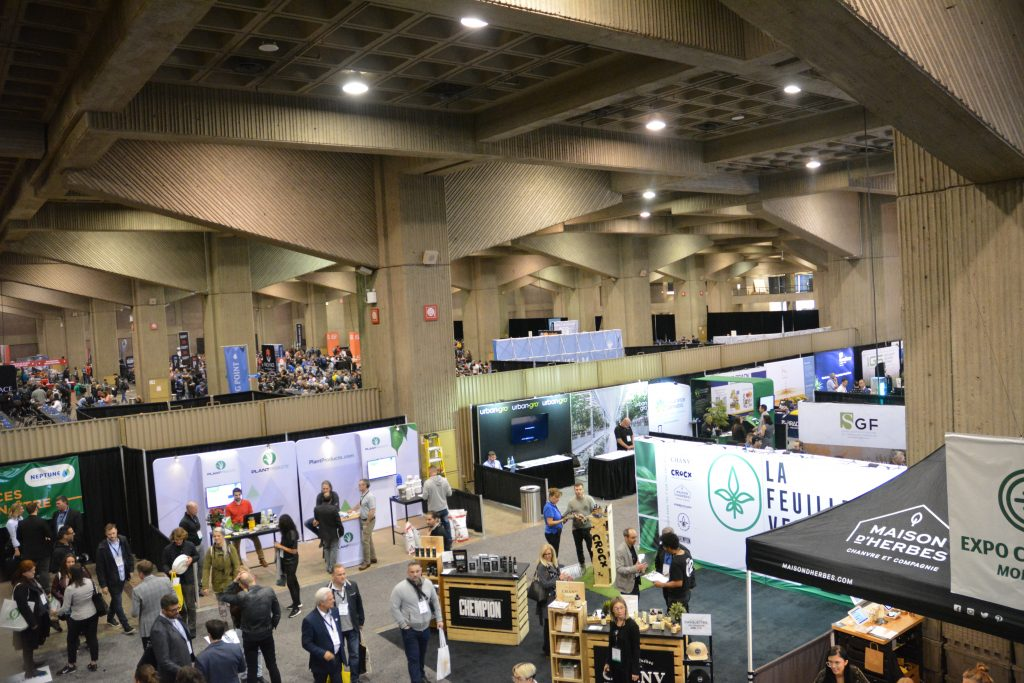The Montreal Cannabis Expo and Magic Competition