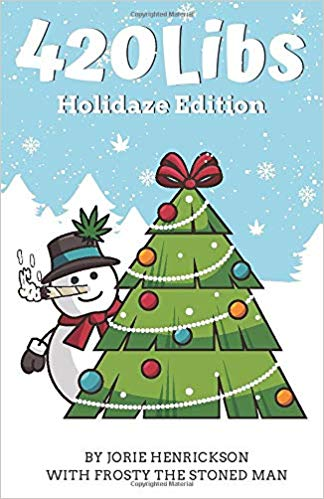 420libs and the high blog celebrate holidaze with cannabis game book