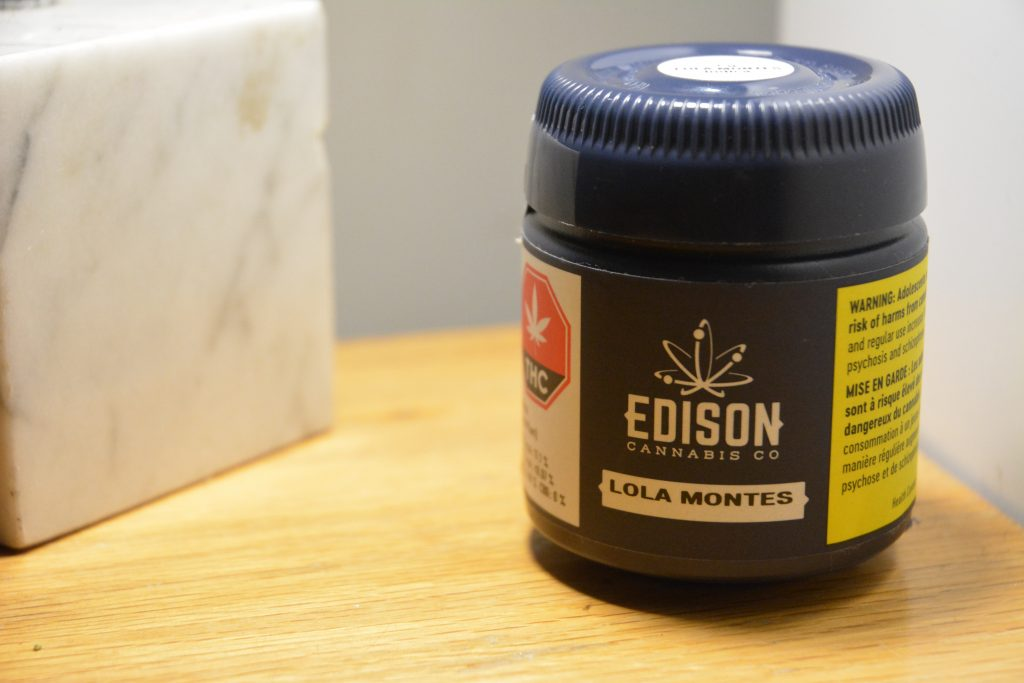 First view of Edison Lola Montes review