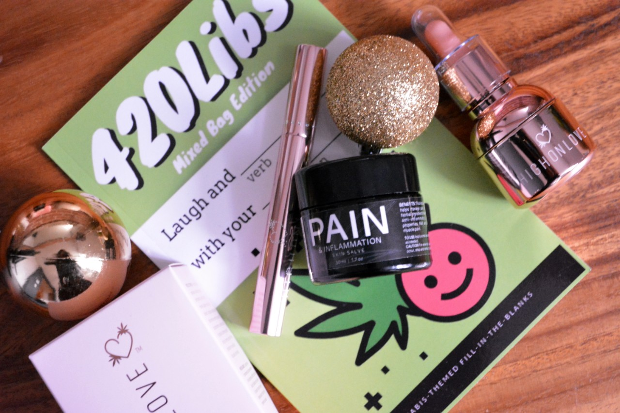cannabis gifts for non-smokers